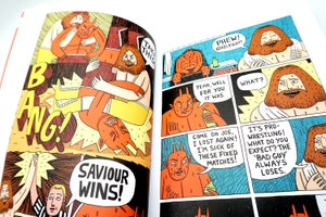 Image of Fight! Comic Book - The collected Edition