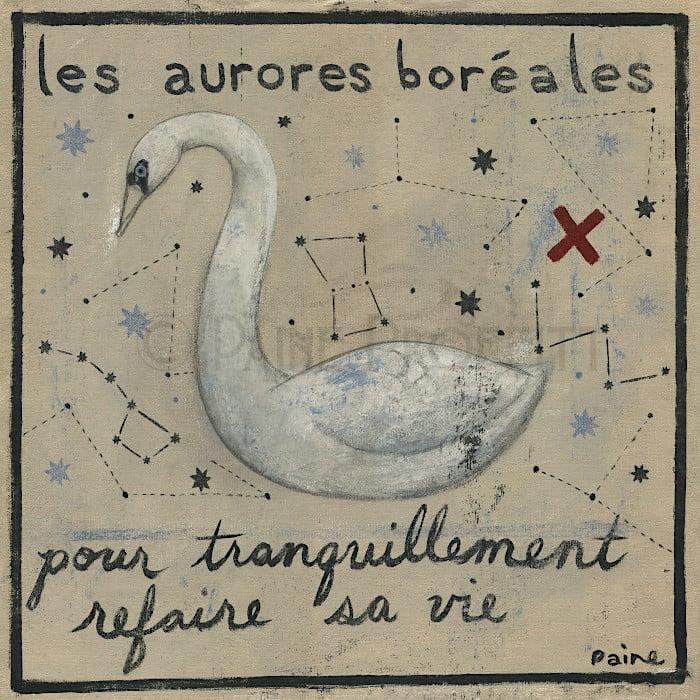 Image of Les Aurores Boreales