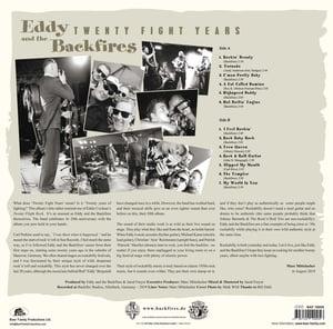 Eddy and the Backfires - Twenty Fight Years LP (Vinyl 180g)
