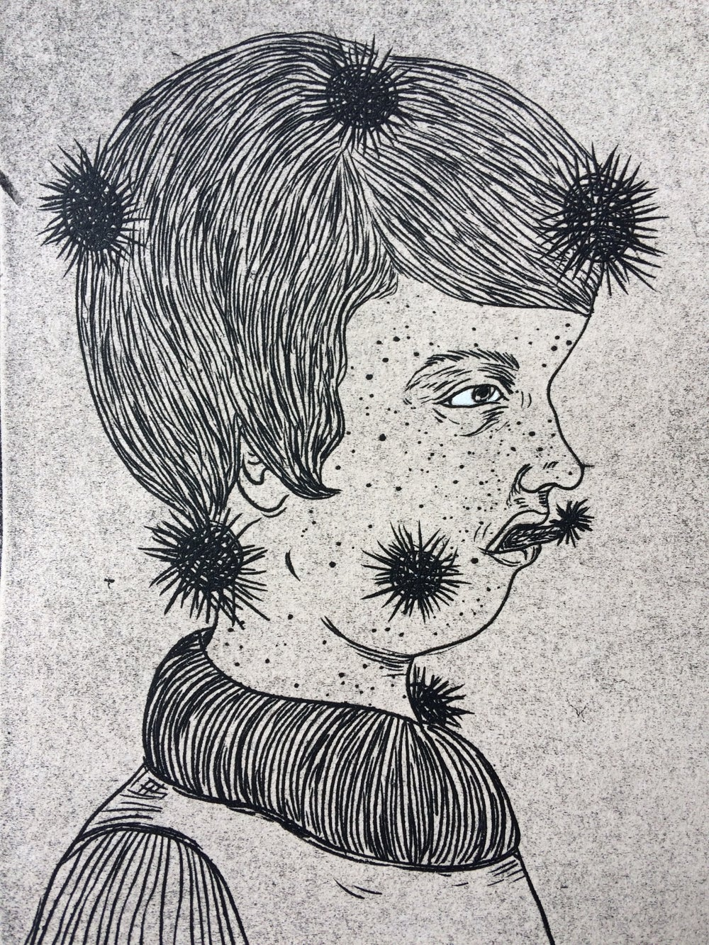 Image of Prickly