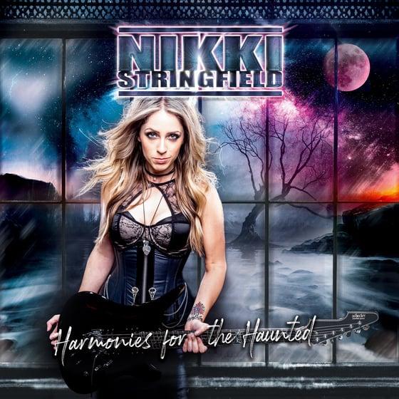Image of Harmonies For The Haunted CD Digipak