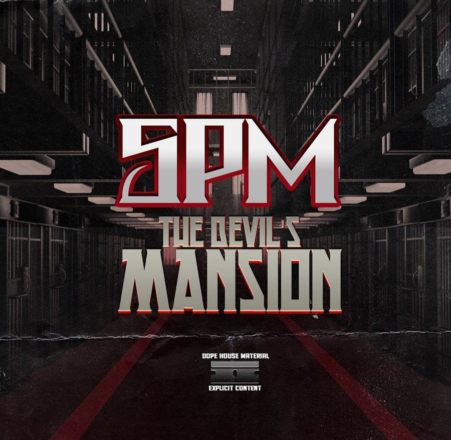 Image of SPM THE DEVILS MANSION ALBUM