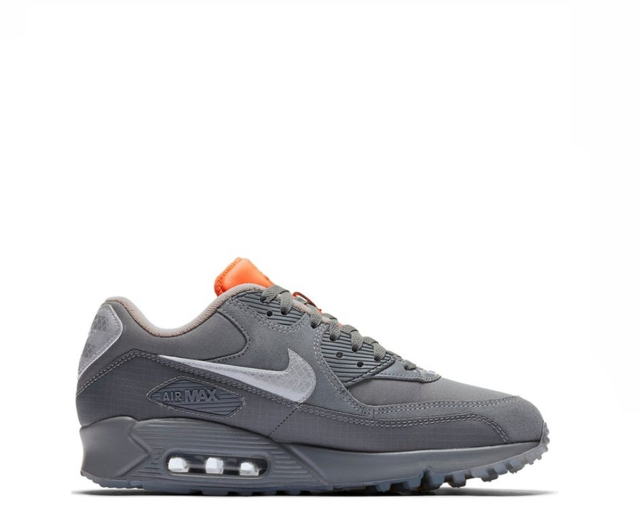 Image of NIKE AIR AMX 90 THE BASEMENT GLASGOW BSMNT CI9111-003