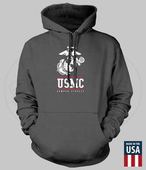 Image of USMC - EGA Hoodie