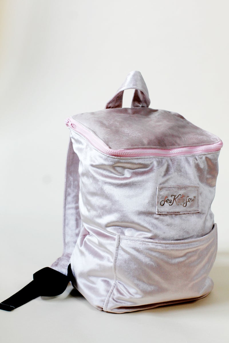 Image of the URBAN backpack PDF pattern