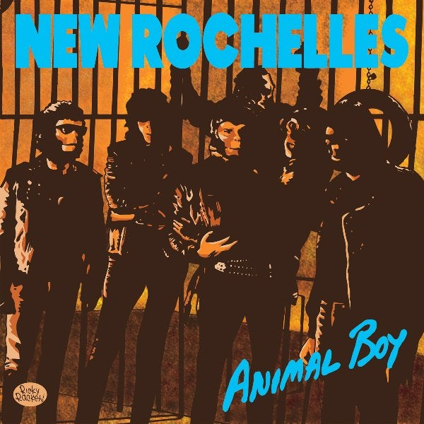 "Image of New Rochelles ""Animal Boy"" LP"