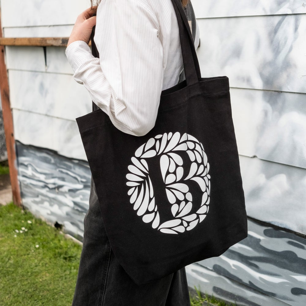 Image of B Tote Bag