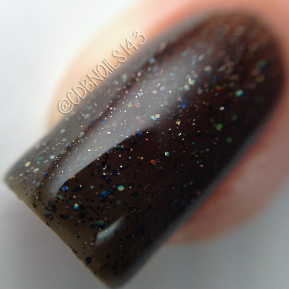 Image of Black Cats Love Holo