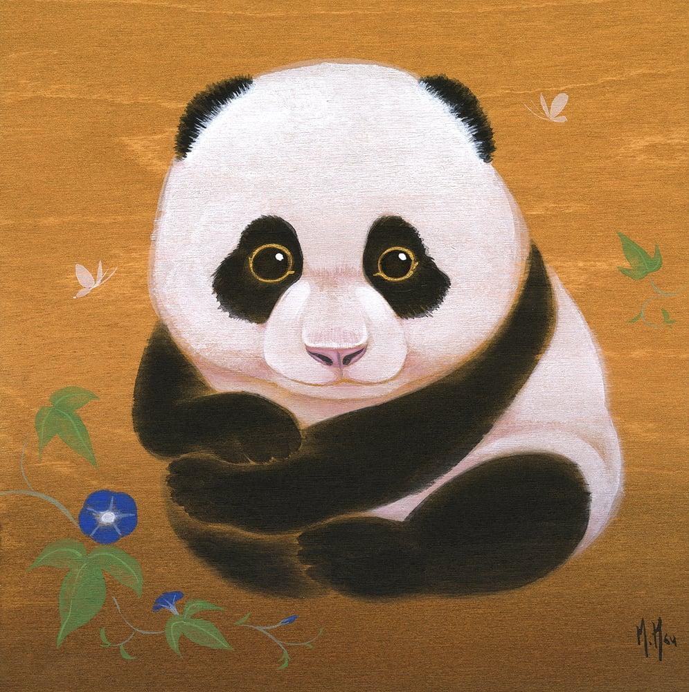 Image of Panda Cub - Tian Tian
