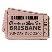Image of Darren Hanlon - BRISBANE- SUNDAY 22nd DEC - $28