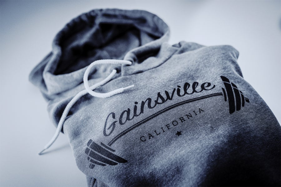 Image of Gainsville Fleece Hoodie