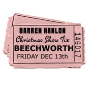 Image of Darren Hanlon - BEECHWORTH - FRIDAY 13th DEC - $25