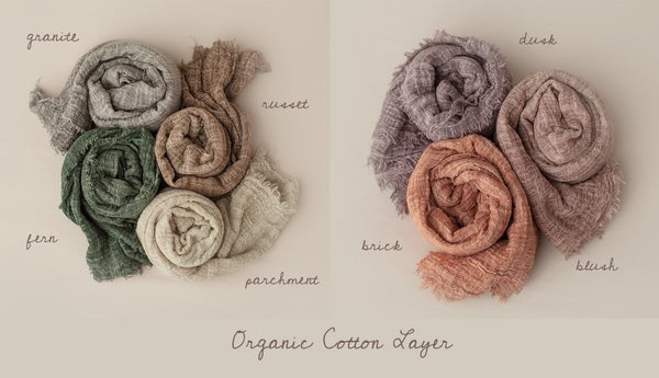 Image of Organic Cotton Layers