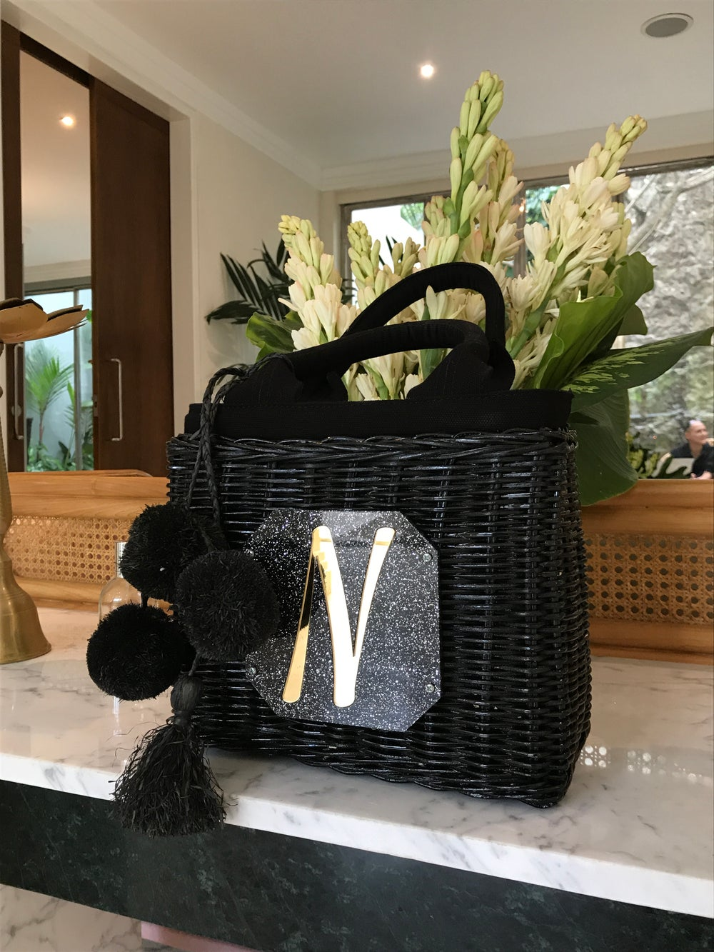 Image of The Wicker Bag
