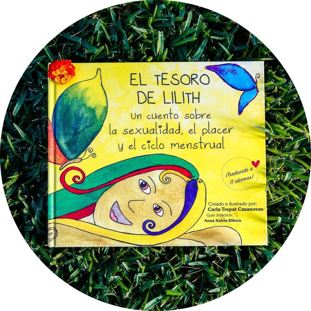 Image of El tesoro de Lilith