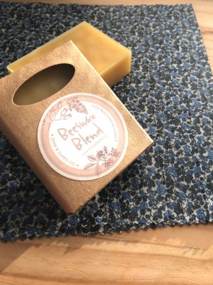 Image of Beeswax Block (for food wraps)