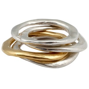 Image of Madrid stacking ring (A15)