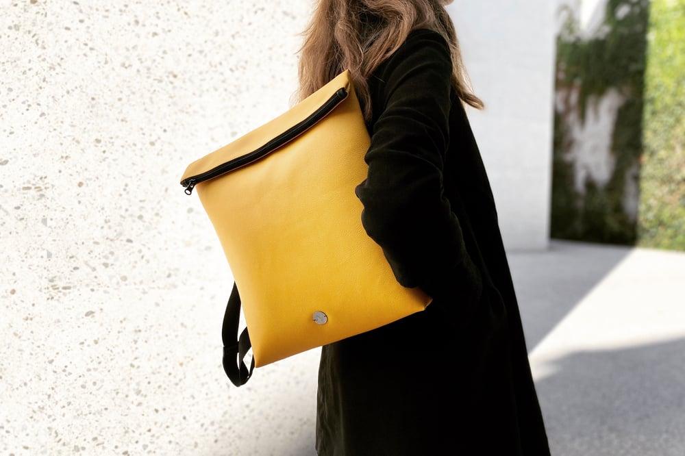 Image of Zip Top Yellow