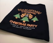 Image of Nakatomi Christmas Party Christmas Sweatshirt - Inspired by Die Hard