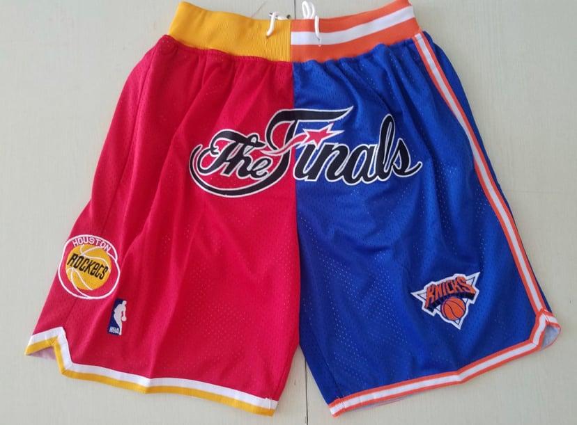 Image of NBA finals shorts