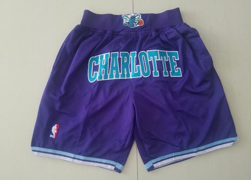 Image of Charlotte hornet shorts