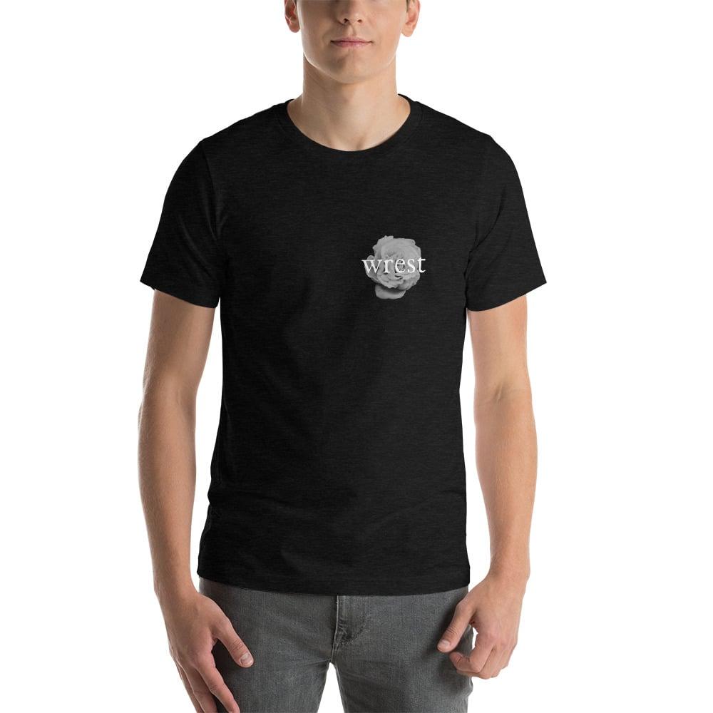 Image of wrest T-Shirt - Coward of Us All - Short-Sleeve Premium T-Shirt (Unisex) - Black Heather