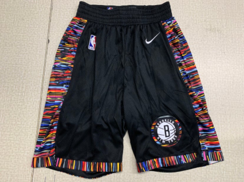 Image of Brooklyn nets shorts