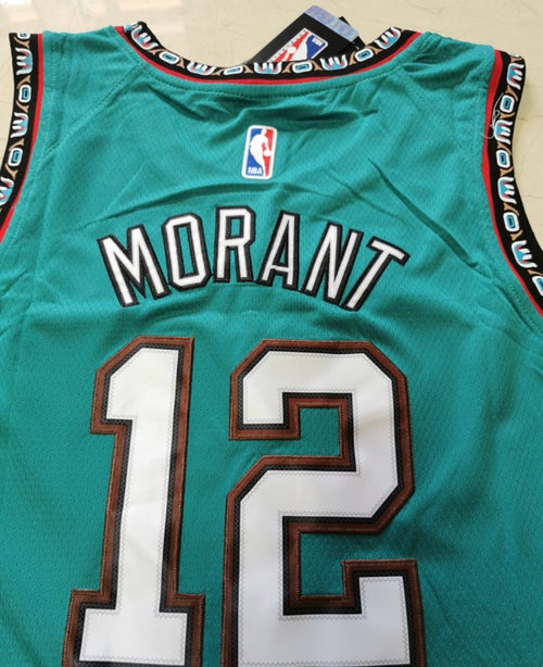 Image of Memphis Grizzles Ja morant Jersey