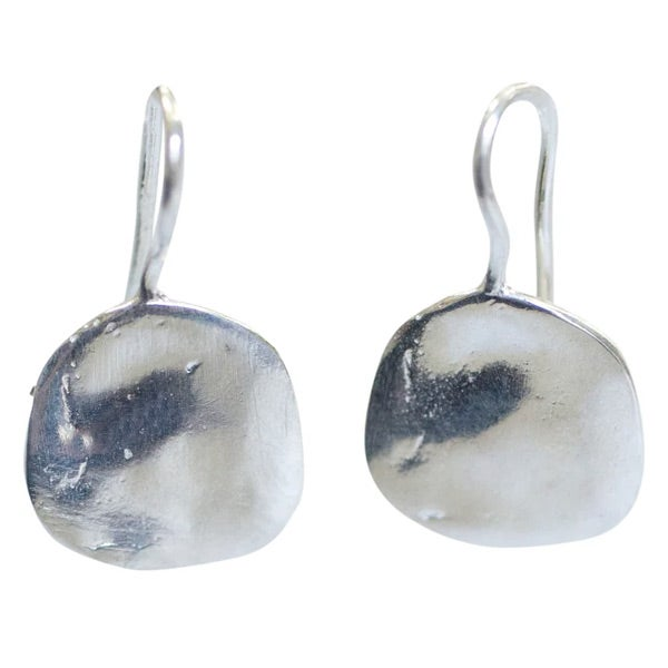 Image of Ibiza small disc earrings