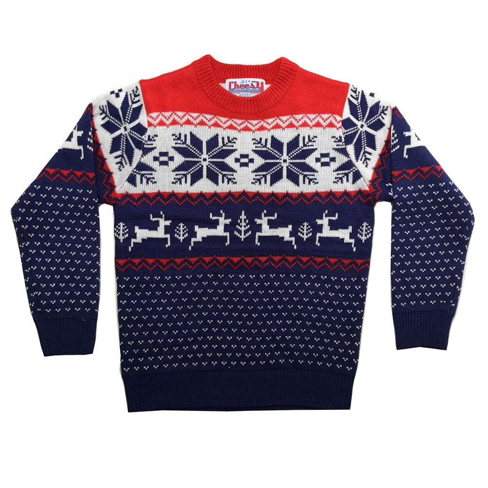Image of Winter Wonderland Christmas Jumper