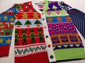 Image of Cheesy Selection Box - Christmas Cardigan (limited edition)