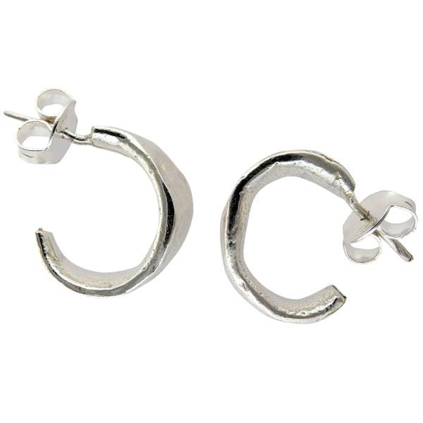 Image of Maia sweet mini hoops