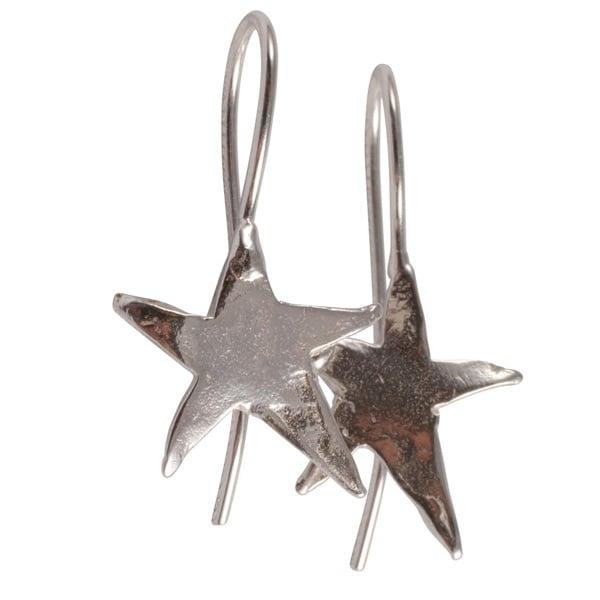 Image of Ziggy small star earrings