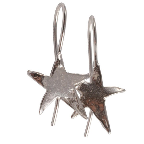 Image of Ziggy small star earrings