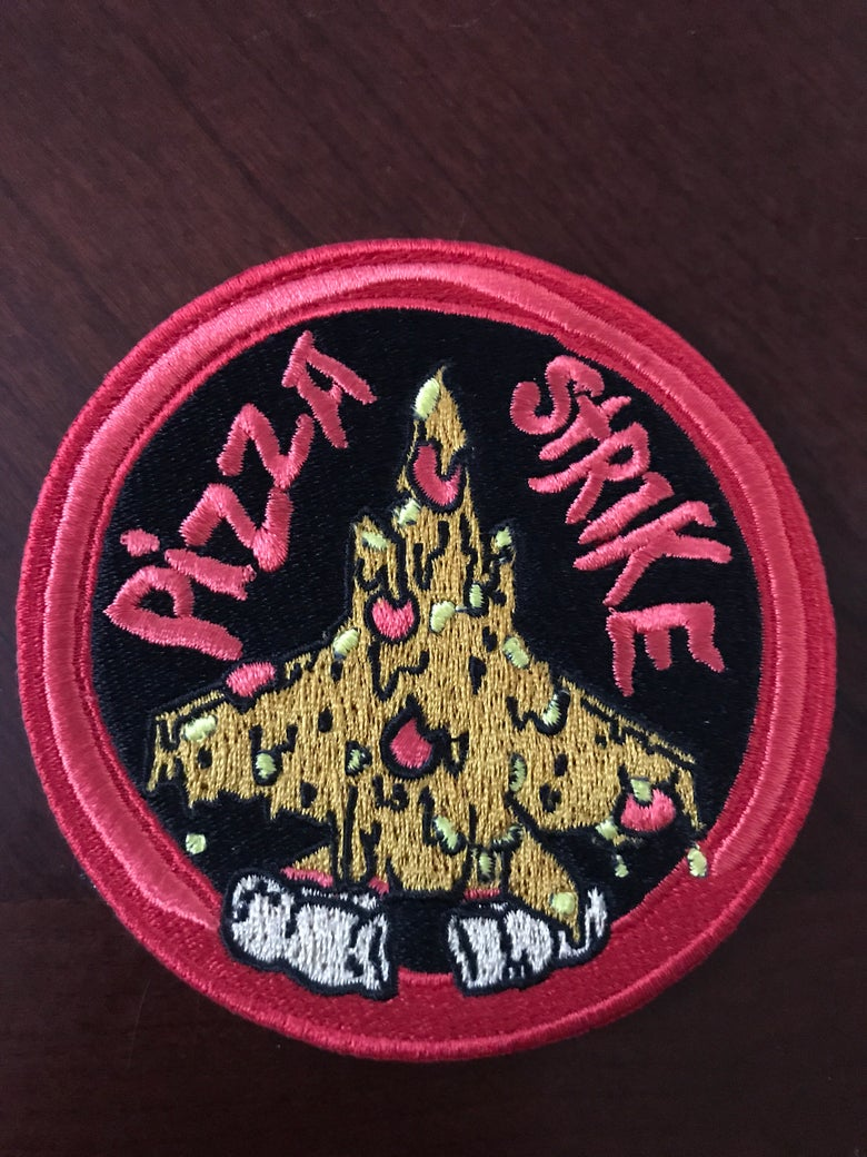 Image of PizzaStrike Fighter Patch