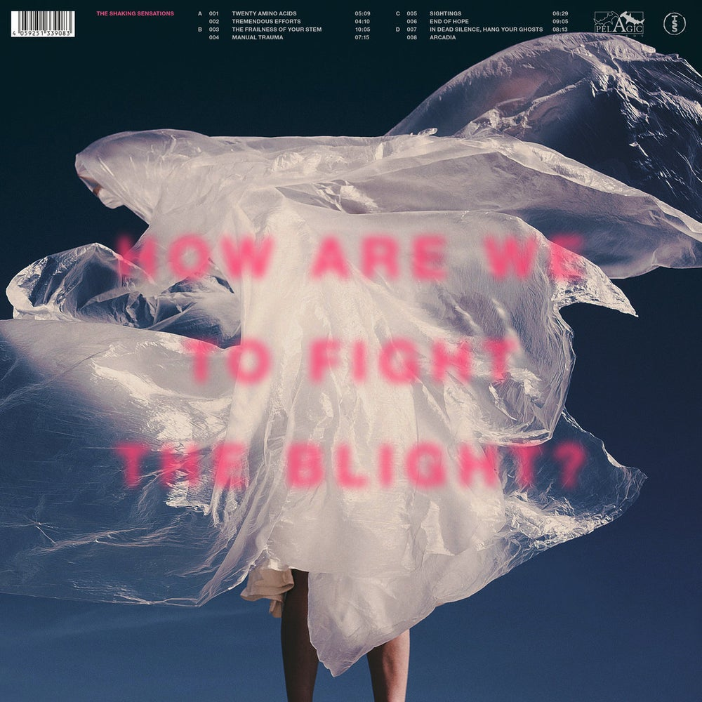 Image of THE SHAKING SENSATIONS - How Are We to Fight the Blight? / VINYL 2LP