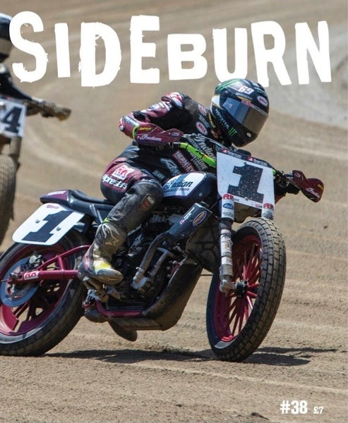 Image of Sideburn 38 - Red Torpedo Cover