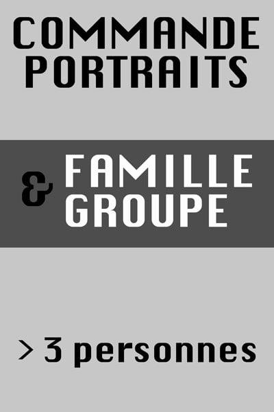 Image of Portrait de groupe et famille