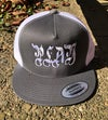 Play Embroidered Trucker Hat