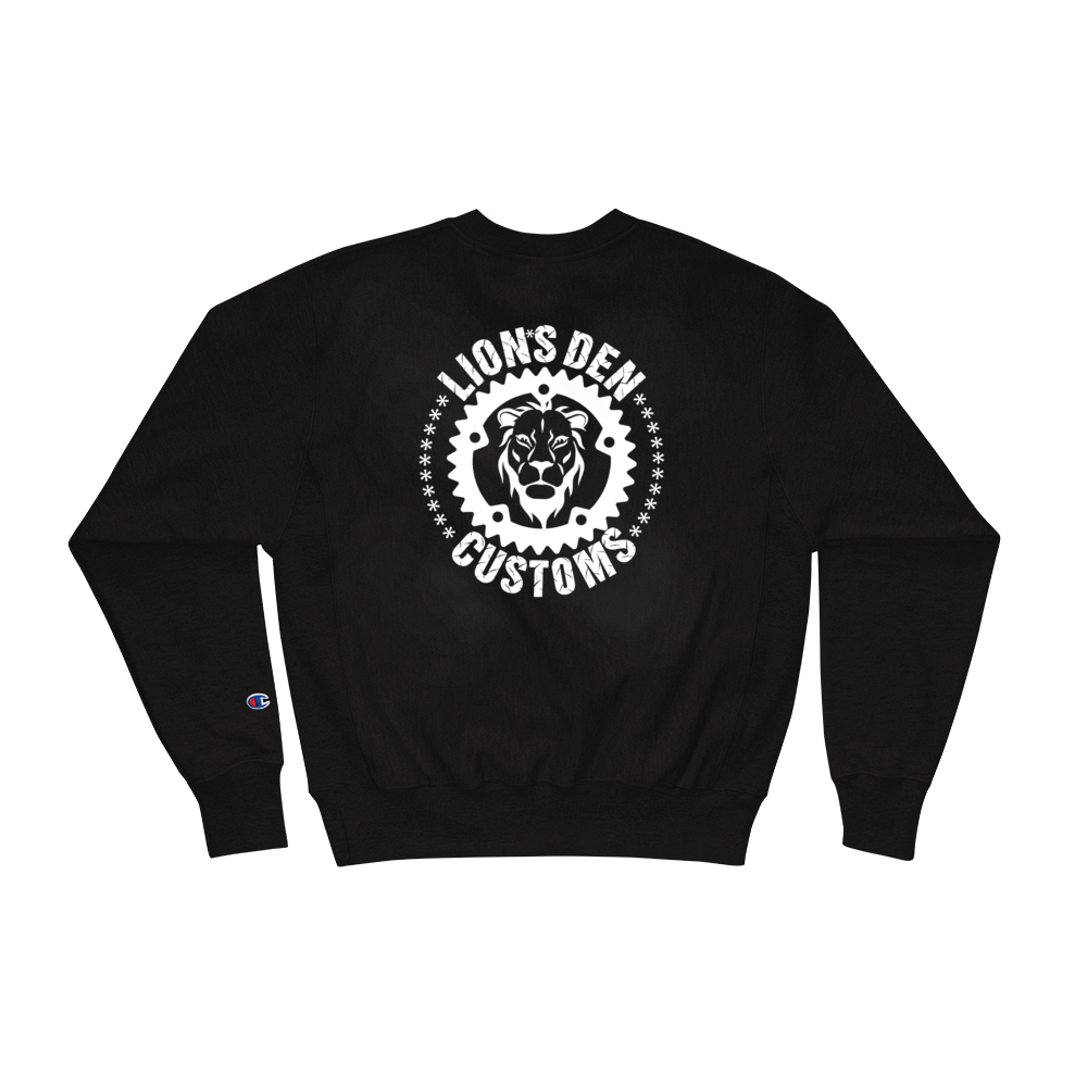 Image of LDC Logo - Champion Crew Neck Sweater