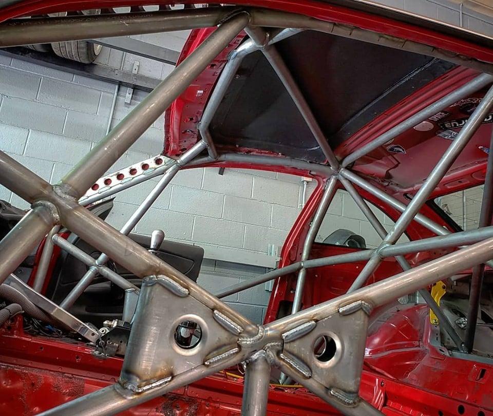 Image of Custom Cage | BMW 1 Series