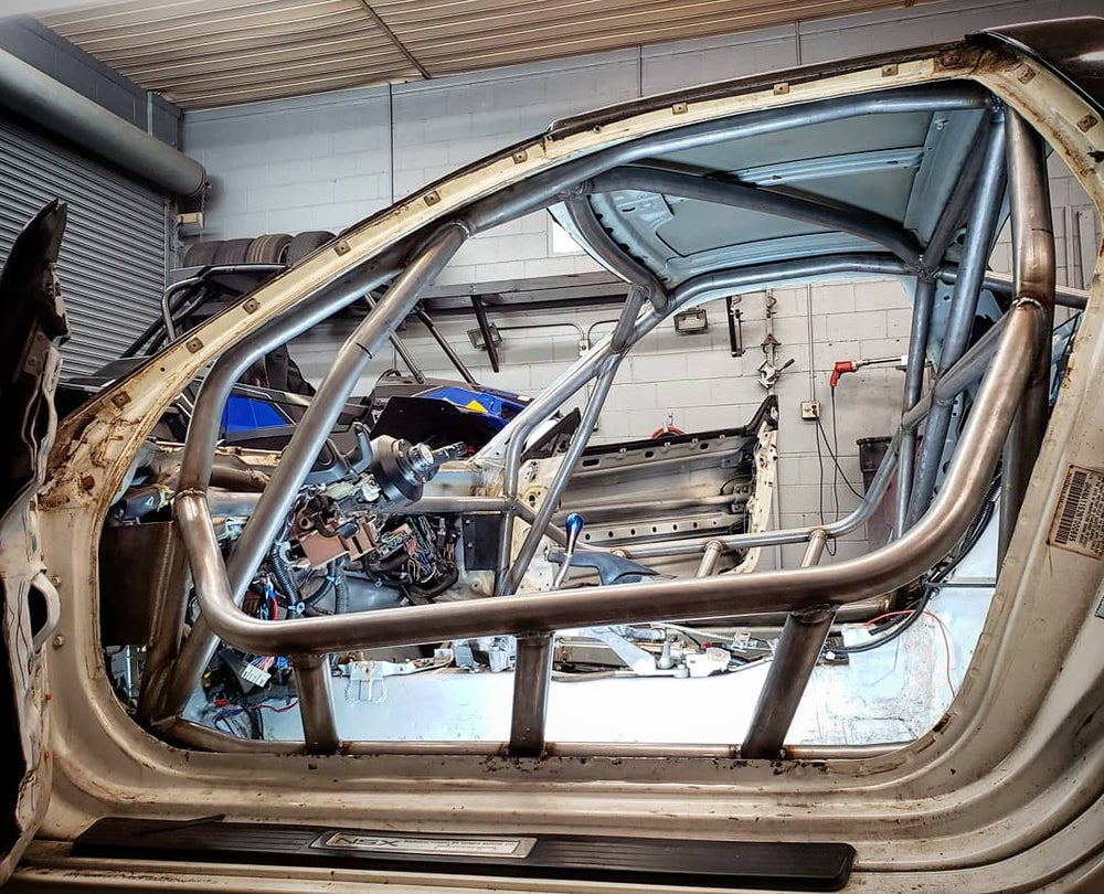 Image of Custom Cage | NSX