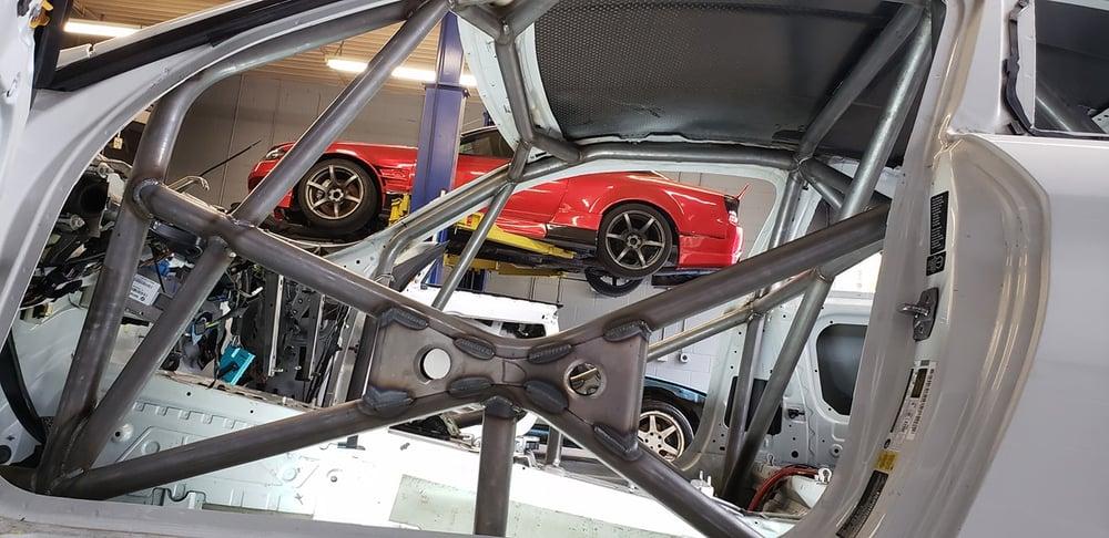 Image of Custom Cage   M4