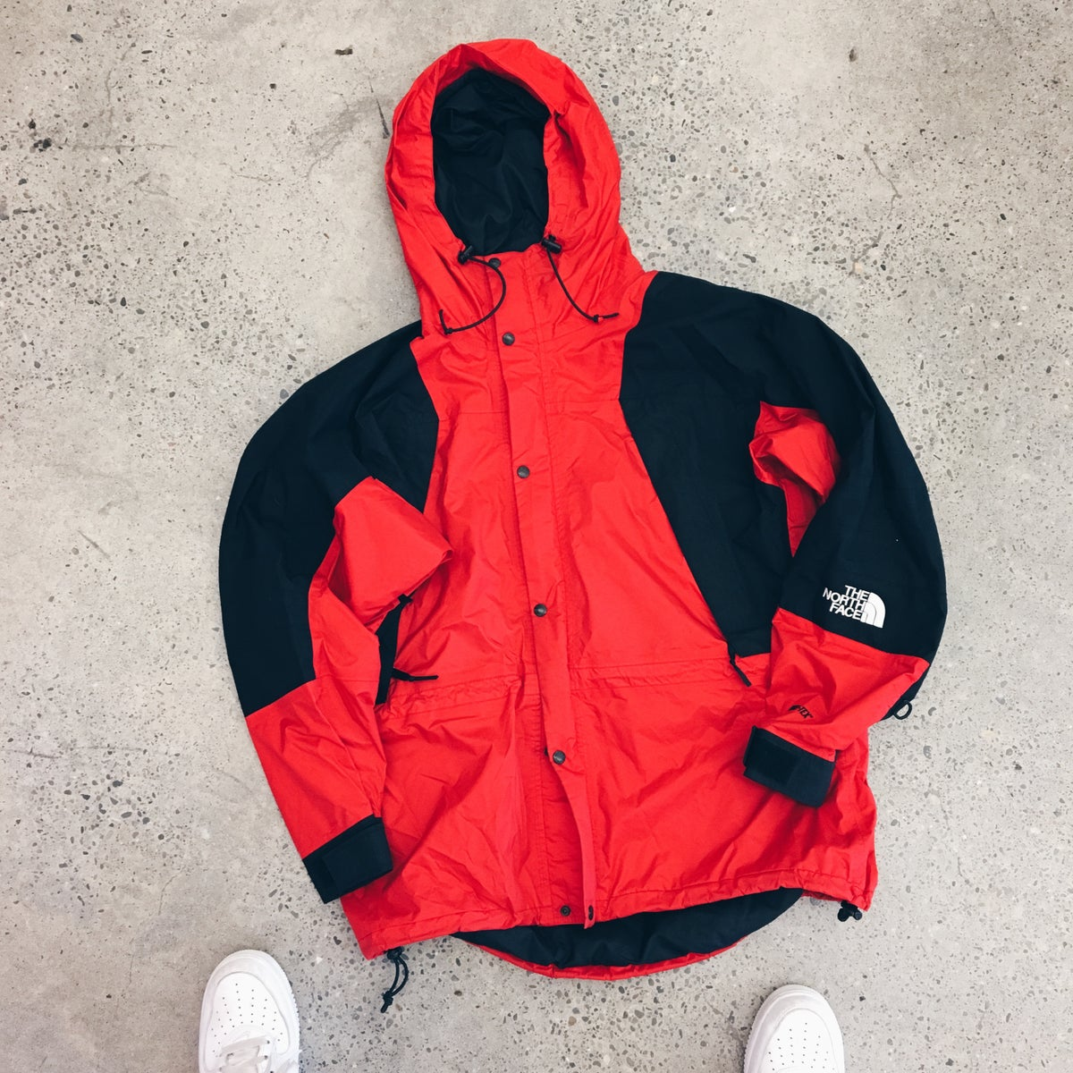 Image of Original 90's The North Face Mountain Light Jacket.