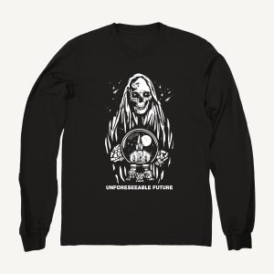 Image of Long sleeve Unforeseeable  future
