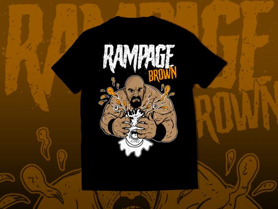 Image of Rampage Brown - Head Burst