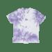 Image of thatboii tie dye tee - purple/white