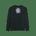 Image of thatboii blurred long sleeve - black