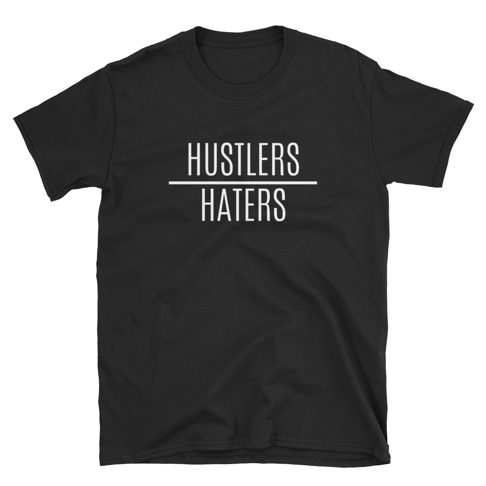 Image of Hustlers Over Haters