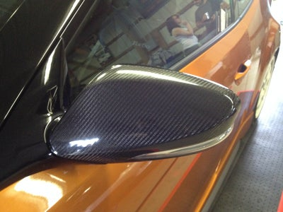 Image of Genesis Coupe Mirror Covers